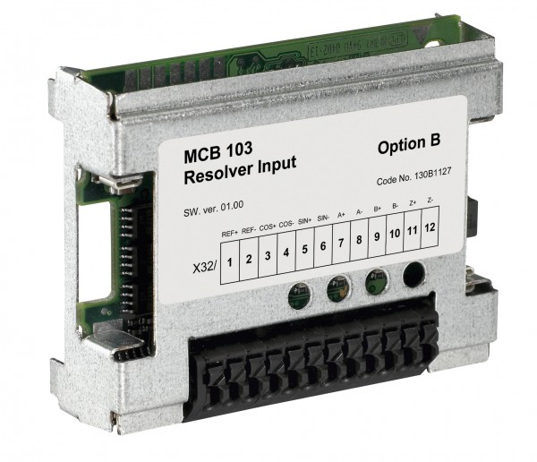 MCB103 RESOLVER-OPTION / 130B1127