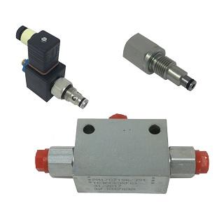 Zubehör für pumpenseitige Module