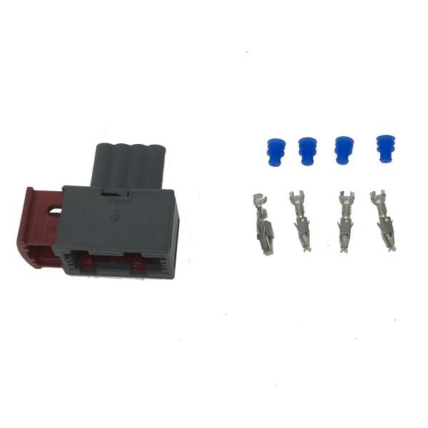 AMP STECKER (GRAU) / 157B4992
