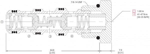 STROMTEILER CP340-1 / 11020668