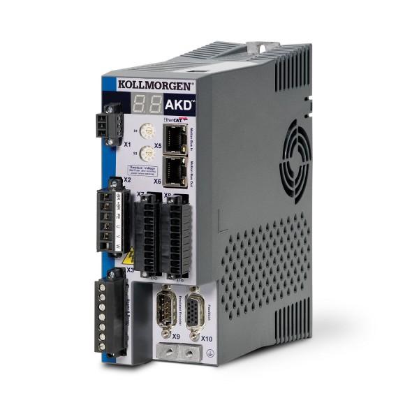SERVOREGLER AKD-P00307-NBEC-D000