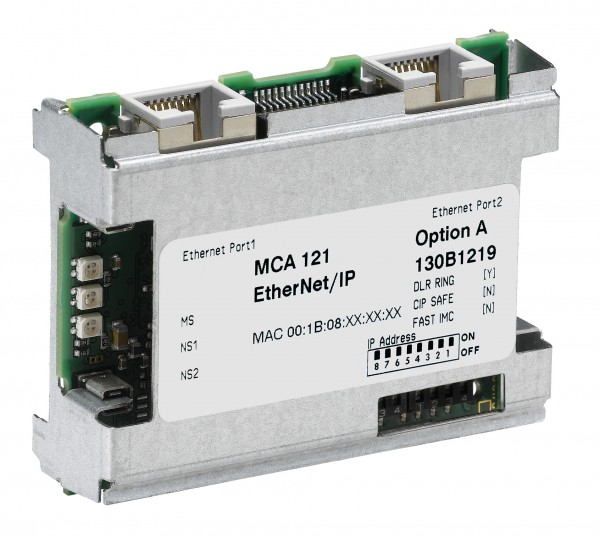 MCA121 ETHERNET IP OPT. / 130B1119