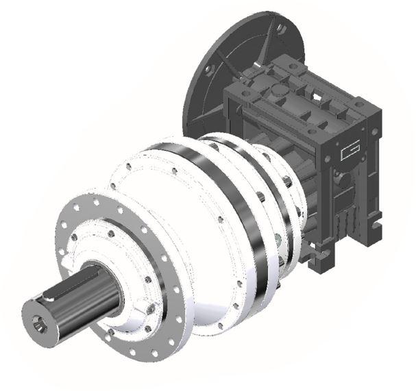Combo-line_Schneckengetriebe