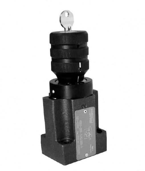 STROMREGELVENTIL VSS2-206-3,2Q/OZO-1