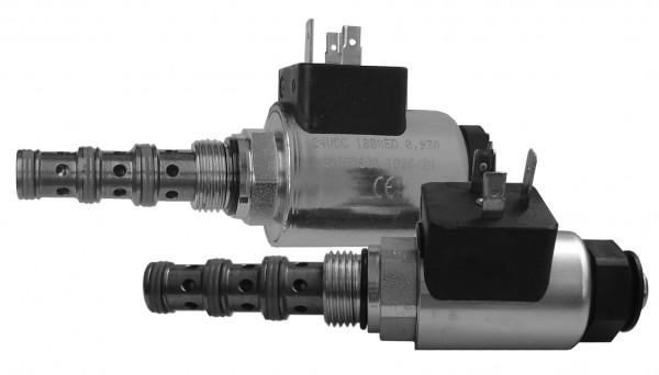4/2 WEGEVENTIL SD2E-A4/C2X21M9
