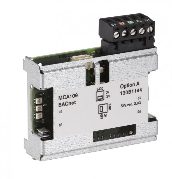 MCA 109 BACNET / 130B1144