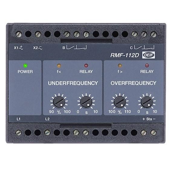 FREQUENZRELAIS RMF-112D-400V-50Hz