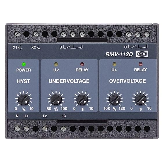 WECHSELSPANNUNGSRELAIS RMV-112D-400V-400V