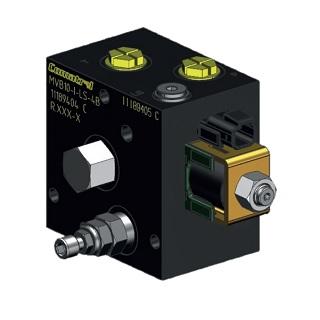 Pumpenseitige Module MVB10