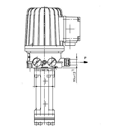 ZP-AGGREGAT 230/400V MFE2-F180-2007+140