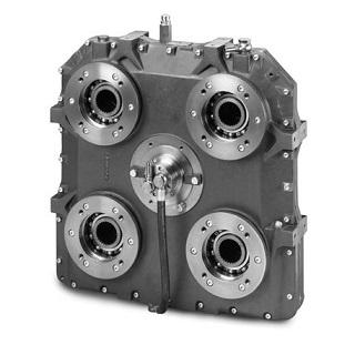 Pumpenverteilergetriebe