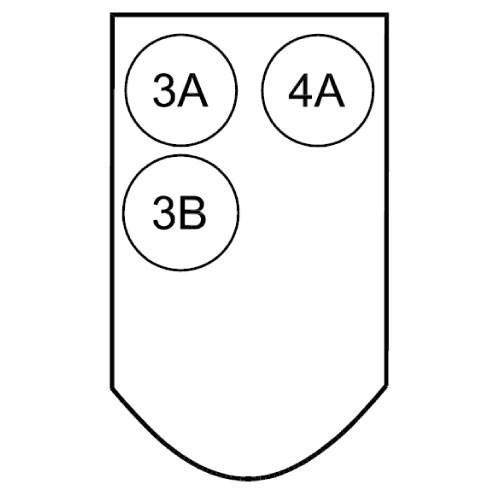 PROF1-FRONTPLATTE / 162B2030