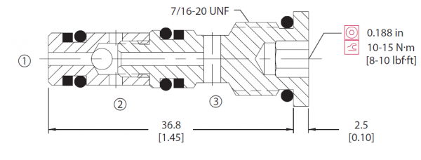 WECHSELVENTIL CP124-1 / 11005104