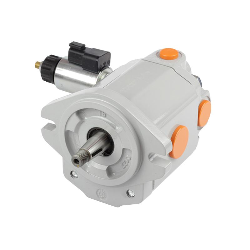 Alu Fan-Drive Motore Baugröße 2