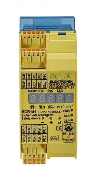 MCB141 EXTERNAL SAFE OPTION / 130B6447