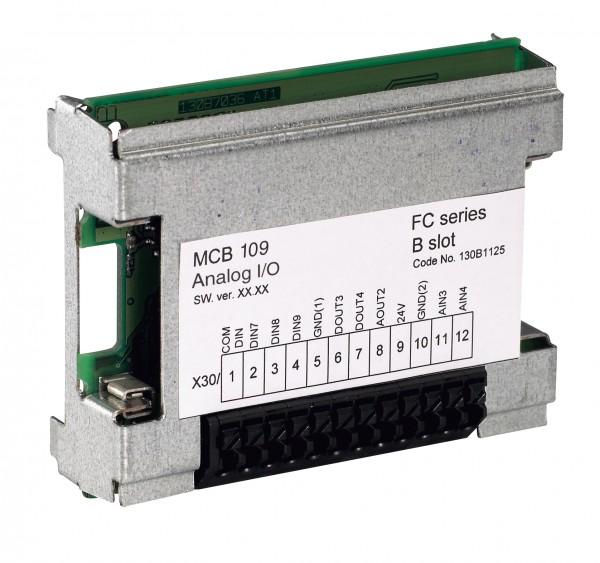 MCB109 ERWEITERTE ANALOGKARTE / 130B1143