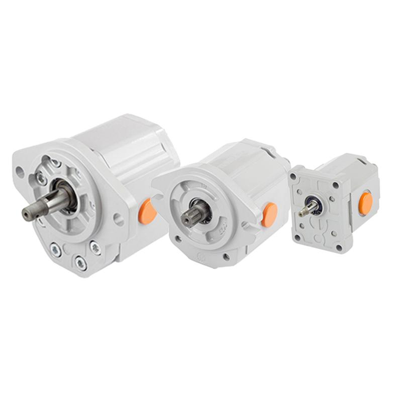 Aluminium Zahnradmotore