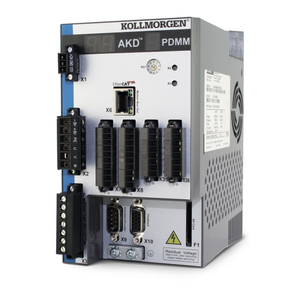 SERVOREGLER AKD-M04807-MCEC-D000