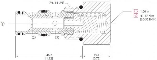 STROMREGELVENTIL CP310-1 / 130614