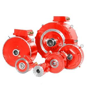 Torquemotore-Direktantriebe