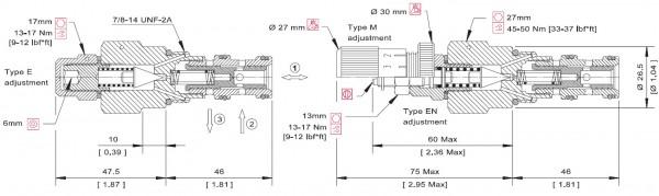 DRUCKMINDERVENTIL PRMP 064 / 810192519