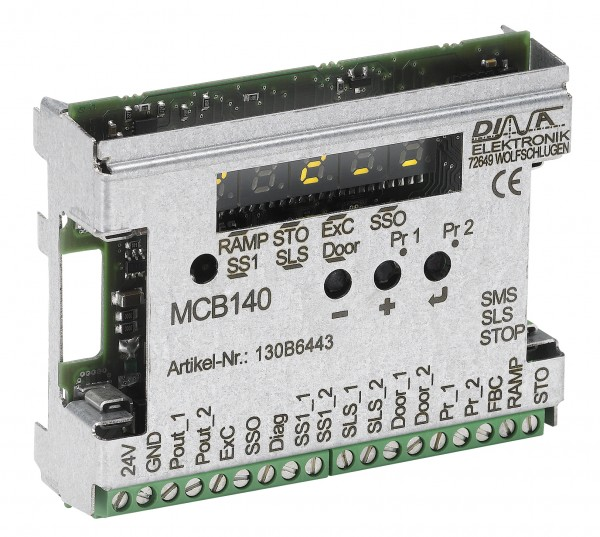 MCB140 SAFE OPTION / 130B6443