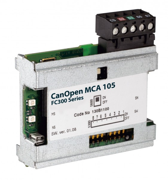 MCA105 CANOPEN OPTION / 130B1103